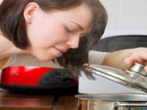 Yemek pişirirken kapağını açmayın!
