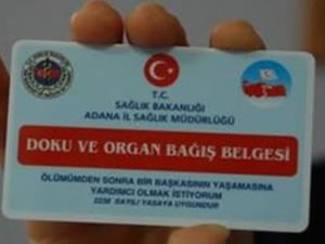 Denetlemeye gittiler organ bağışladılar