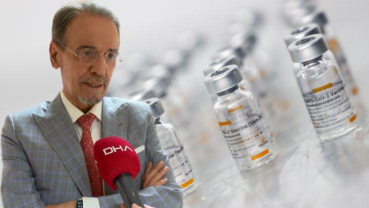 Prof. Dr. Mehmet Ceyhan açıkladı: Sinovac o listede neden yok?