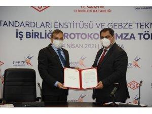 TSE ve Gebze Teknik Üniversitesi arasında iş birliği protokolü imzalandı