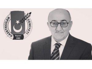 Başkan Çolakbayrakdar'dan taziye mesajı