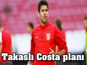 Atletico'dan Costa planı!