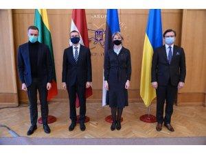 """Ukrayna Dışişleri Bakanlığı: """"Rusya'dan korkmuyoruz"""""""