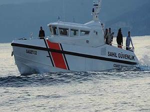 Ege'de 29 kaçak göçmen