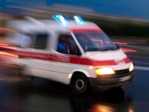 Şanlıurfa'da öğrenci dolu midibüs takla attı