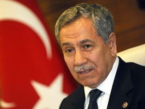 Arınç AK Parti'nin köşk adayını açıkladı