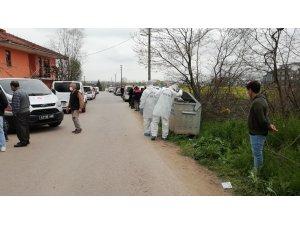 Kocaeli'deki korkunç cinayette kanlı ayak izleri bulundu