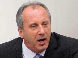 CHP'li İnce'den Kılıçdaroğluna tepki