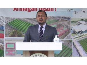 Ankara'dan heybesi dolu gelen Başkan Yüksel, SELEB için müjdeyi verdi