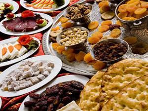 Uzmanlardan Ramazan menüsü