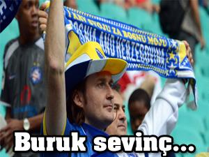 Bosna veda etti