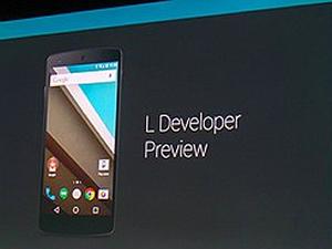 Google Android L'yi tanıttı