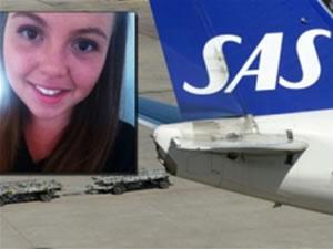 Seks oyuncağı uçağı rötarlattı
