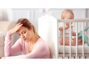 """""""Lohusa depresyonu anne ve bebek için büyük tehlike"""""""