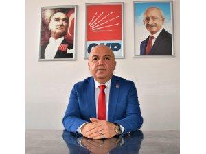 CHP Antalya'da yeni İl Başkanı Nuri Cengiz