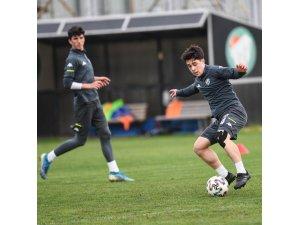 Bursaspor'da Samsunspor maçı hazırlıkları devam ediyor