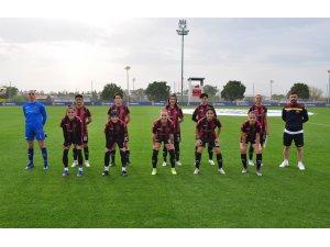 Turkcell Kadın Futbol Ligi başladı