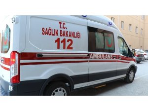 8 yaşındaki çocuk evlerinin önünde köpek saldırısına uğradı