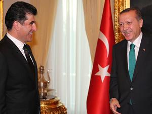 Neçirvan Barzani IŞİD için Ankara'da