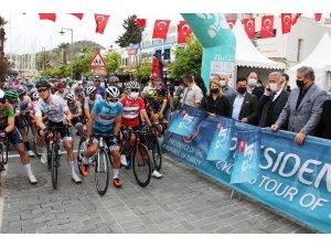 56. Cumhurbaşkanlığı Türkiye Bisiklet Turu'nda son etap Bodrum'dan start aldı