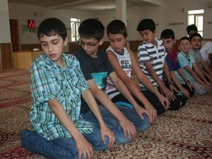 Ramazanda 23 cami çocuklara tahsis edildi