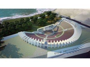 Didim'de 4 bin kişilik Amfi Tiyatro için ihaleye çıkıldı
