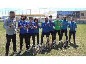 Tuzla Belediyesi Spor Kulübü kick boksta tarih yazdı