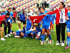 Futbol: UEFA Kadınlar Şampiyonlar Ligi