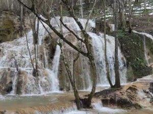 Karapınar Şelalesi'nin turizme kazandırılması için ilk atak yapıldı