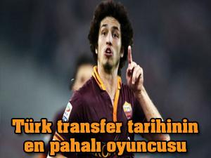 Salih'ten transfer rekoru