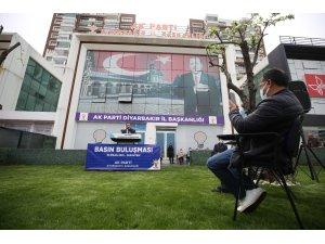 Diyarbakır'a tramvay ve yeni üniversite müjdesi