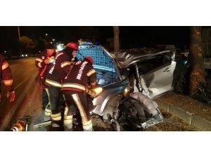 Denizli'de son 1 haftada 1'i ölümlü 74 trafik kazası meydana geldi