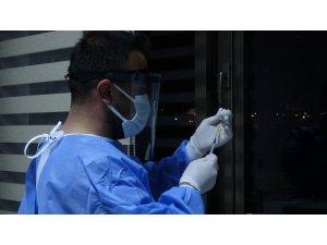 Van'da iftar sonrası aşılama çalışmaları yoğun şekilde sürüyor