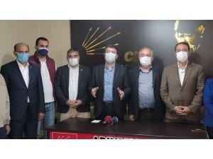 CHP, Valiliğe dava açtı