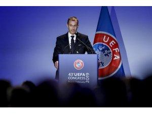 UEFA'nın eli kolu bağlandı!