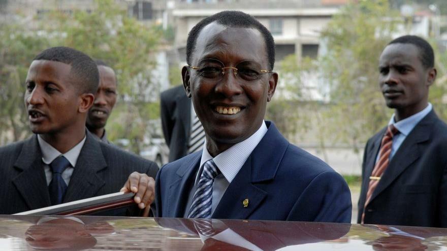 Çad Cumhurbaşkanı çatışmada öldü