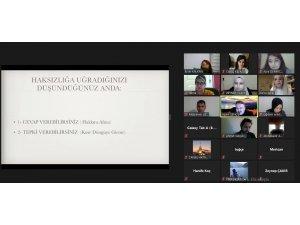 SUBÜ'de 'Sağlıklı İletişim İçin Ezber Bozan Çözümler' konuşuldu