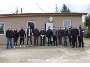 Belediye Derincespor'dan amatör kulüplere destek