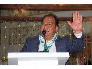 Serik Belediyespor Kulüp Başkanı Ali Aksu hayatını kaybetti