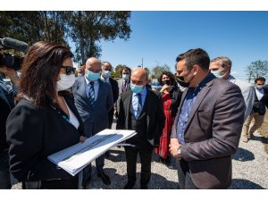 """Başkan Soyer duyurdu: """"İzmir Tarımı Geliştirme Merkezi yakında açılıyor"""""""