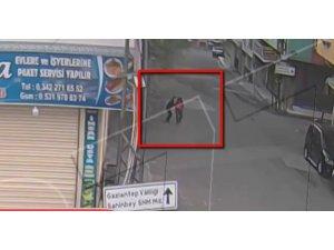 Yolda yürüyen kadının telefonunu gasp eden şahıs tutuklandı