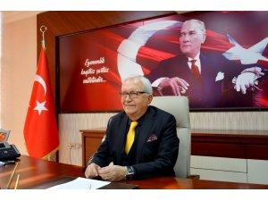 Başkan Posbıyık, 23 Nisan Ulusal Egemenlik ve Çocuk Bayramı'nı kutladı