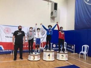 Süleymanpaşalı genç güreşçi Milli Takıma seçildi