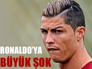 Ronaldo'ya hayranından büyük şok
