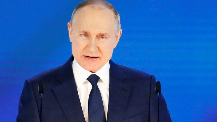 Putin'den çok sert uyarı: Kırmızı çizgiyi aşarsanız pişman olursunuz
