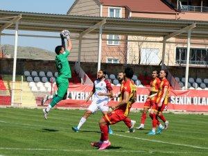 3. Lig 1. Grup: Nevşehir Belediyespor: 0 Kızılcabölükspor: 0