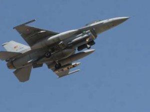 İki F-16 Suriye için havalandı