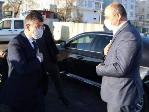 Başkan Aksoy'dan çifte müjde
