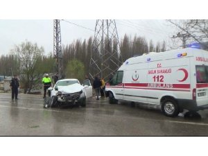 Bayburt'ta 2021 yılının ilk 3 ayında 49 trafik kazası meydana geldi