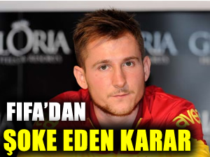 FİFA'dan Galatasaray'a sürpriz karar